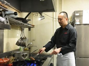 料理や空間を楽しんでいただく、とっておきのひと時を演出