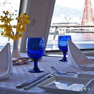 神戸船の旅 コンチェルトの料理・店内の画像1