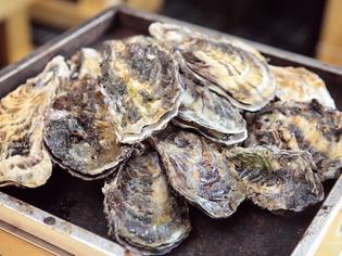 季節で変わる味わいを大切に、上質な「牡蠣」を提供