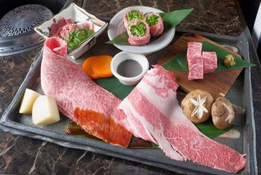 【京の焼肉処 弘】おすすめの食べ方を提案『今宵限りの盛り合わせ』