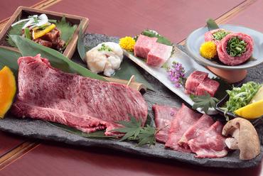 【京の焼肉処 弘】の魅力が詰まったひと皿『今宵限りの盛り合わせ』