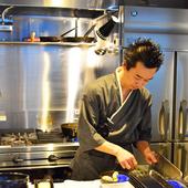 料理長が丹精込めてつくりあげた蛤料理が評判を呼ぶ