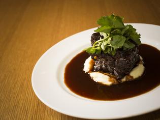 柔らかく、トロッとくずれるような「仙台牛ばら肉」