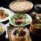 大和撫子の集まりに。いろいろな味わいを楽しめる会席料理