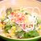 野菜たっぷりシーザーサラダ
