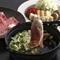 オリジナルすき焼き【シロスキ】をお試しください。