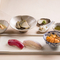 多彩な旬の食材が味わえる品数豊富なおまかせコース