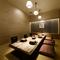 落ち着いた雰囲気の完全個室で贅沢な料理を特別な人と