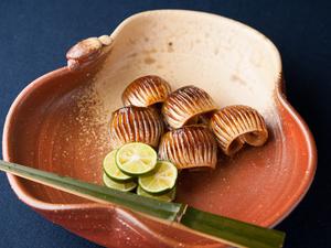 料理人の技とセンスが光る『焼物』