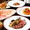 イタリアの名店の味が堪能できる