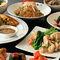 『チャプチェ』や『ちぢみ』など人気料理が並ぶ、コース料理。