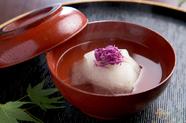 春夏秋冬それぞれの美味しい素材で、四季の移り変わりをうつす『お椀』