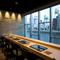 懐石料理をオシャレに楽しむモダンな空間