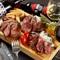 プレミア牛3種を楽しむ『厳選ステーキ3種食べ比べ』