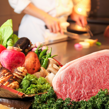 【Dinner】ステーキディナー