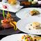 日本の食材と伝統的なフランス料理の技法が融合