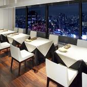 大切なディナーに。31階からの夜景が見える特等席