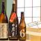 鮨を生かす、日本酒のラインナップ