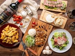 2020年も美味しく楽しくガッツリお肉♪お肉を愛するシェフ自慢の新春プレミアムプランをご用意致しました!