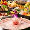 牛タン・ラム・豚のしゃぶしゃぶ&料理の54品が食べ放題で3480円