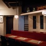 老舗中華料理店を思わせる、風格漂うモダンな外観