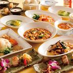 浅野の魅力を集約した人気宴会コース! 幹事様からの支持率高い,高コストパフォーマンスのコースです!