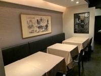 忘年会や大切な人と、ゆったり歓談しながら食事を楽しめる空間