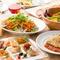 イタリアン・フレンチがベースの料理。