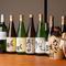 新潟県の日本酒を多く入荷。和食に合うお酒を堪能してみては