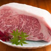 「天然鮪」「黒毛和牛」など食材の質と鮮度にはこだわりが