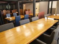 【テーブル個室完備】完全個室!最大40名様までOK!