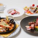 迷ったらコレ!伝統的なスペイン料理に現代感覚と日本の素材を組み合わせた、オリジナルスパニッシュ。
