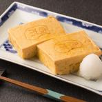 出汁と卵が織りなす和のハーモニー『出汁巻き玉子』