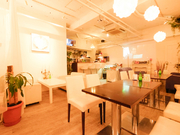 Kobe cafe dining Azzurro