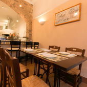 本場イタリアの活気あふれる雰囲気が、ステキなデートを演出