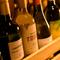 種類豊富なワインが魅力!