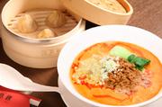 麺又は炒飯はこちらから  ワンタン麺/担々麺/サンラータン麺/週替わり炒飯