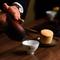 厳選のお茶や茶器、茶釜でお茶のある空間を演出