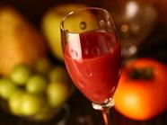 旬のイチゴの爽やかな酸味とシャンパンが華やかに調和する『レオナルド』