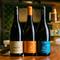 シチリア産のビオワインなど、料理に合う上質なワインが充実