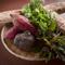 会席料理をさまざまに彩る旬の加賀野菜