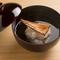 蟹の旨さを丁寧にひいた出汁で引き立てる『加能ガニの煮物椀』