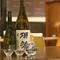 希少な日本酒や地元の焼酎が豊富なラインナップ