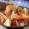 新鮮な魚介と野菜をたっぷり使った『海の幸のカタプラーナ』