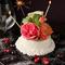 豪華な花をあしらった『花ケーキ』で特別な日のお祝いを