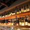150種類以上の飲み放題を用意。豊富な種類のお酒が楽しめる