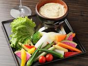 肉とチーズのオーダーブュッフェ ルコール LCOHOL