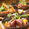 窯でじっくりとローストした人気の『肉料理』
