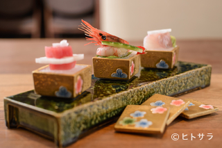 日本料理 潤花の料理・店内の画像1