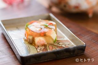 日本料理 潤花の料理・店内の画像2